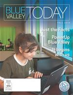 Blue Valley Today Cover
