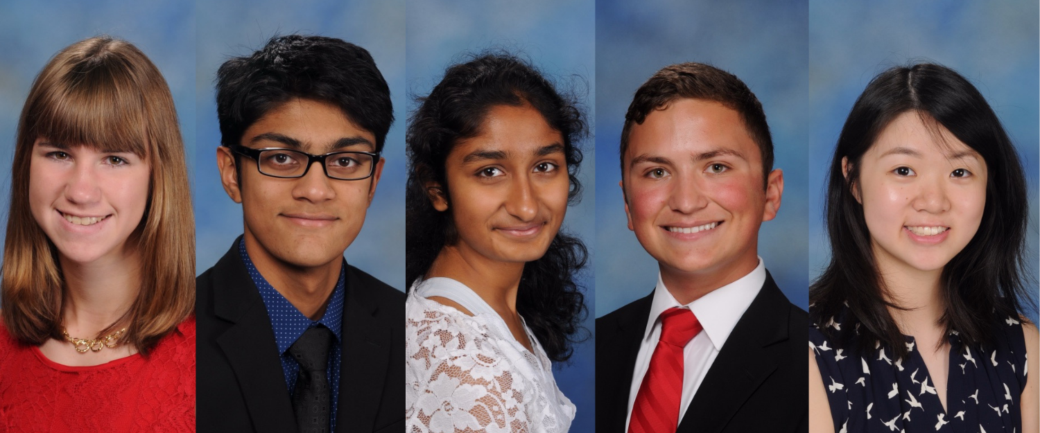 Five Blue Valley seniors named Presidential Scholar semifinalists