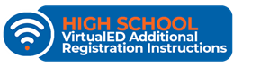 High School VirtuallED Registration
