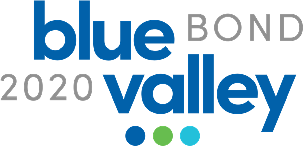 Blue Valley Bond 2020 logo